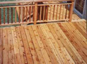 The Deck Pros Railings